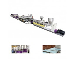 Packing box PP Hollow sheet Production Line