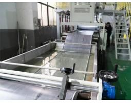 LVT地板生产线